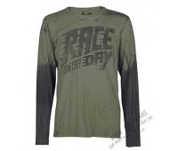 Rude Riders RACE T-Shirt, forest green